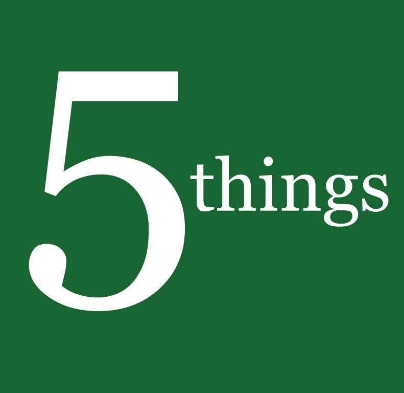5 Things Includes Getting Fit, Manson Murders | Land O' Lakes, FL Patch