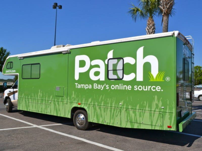 Get Free Stuff When The Patch Rv Comes To Westchase Westchase Fl