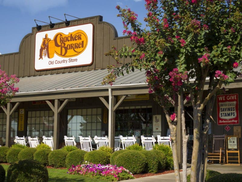 cracker barrel in tampa florida