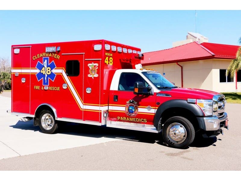 Learn Cpr For Free At Clearwater Fire Rescue Clearwater Fl Patch