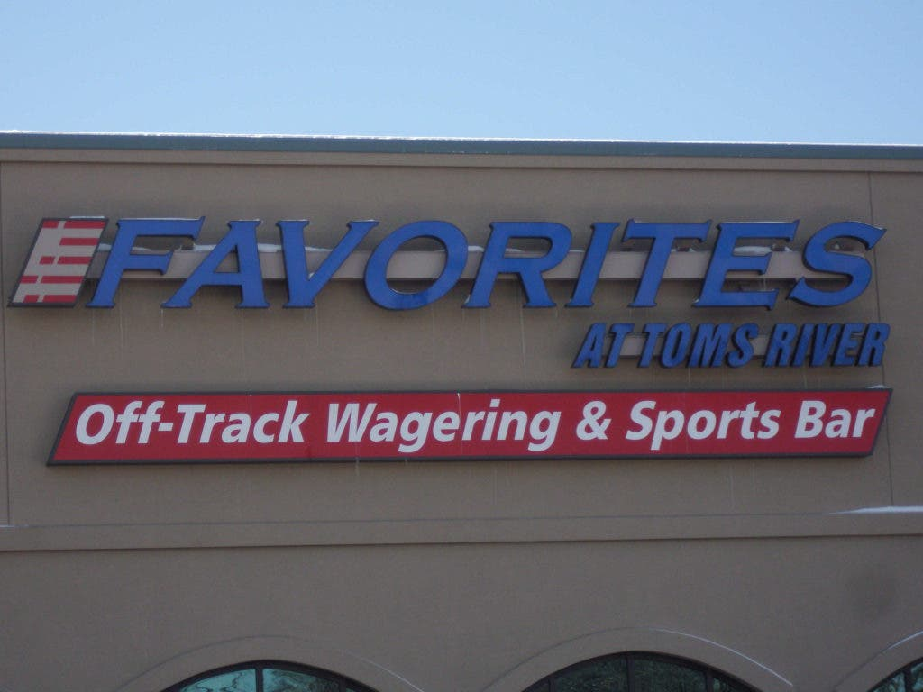 Off track betting brick nj police betting sports lines