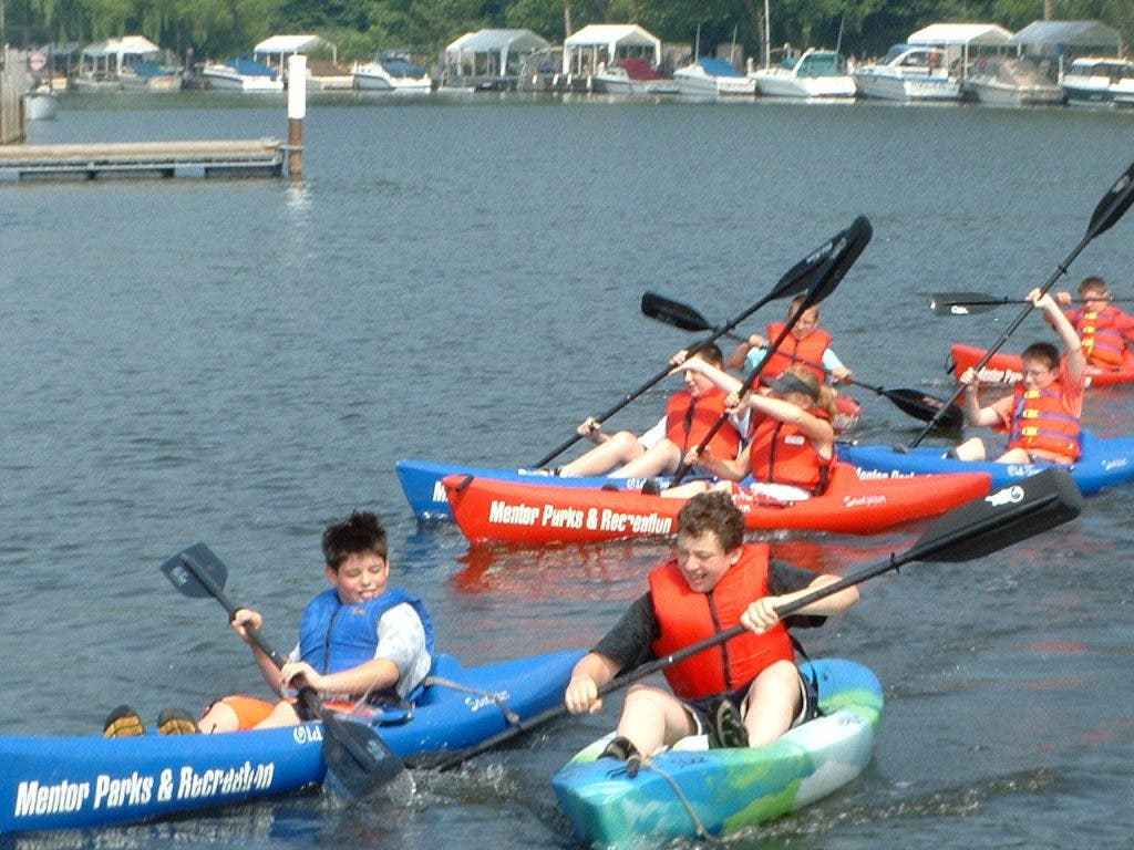 Explore Mentor Lagoons By Kayak Or Canoe Mentor Oh Patch