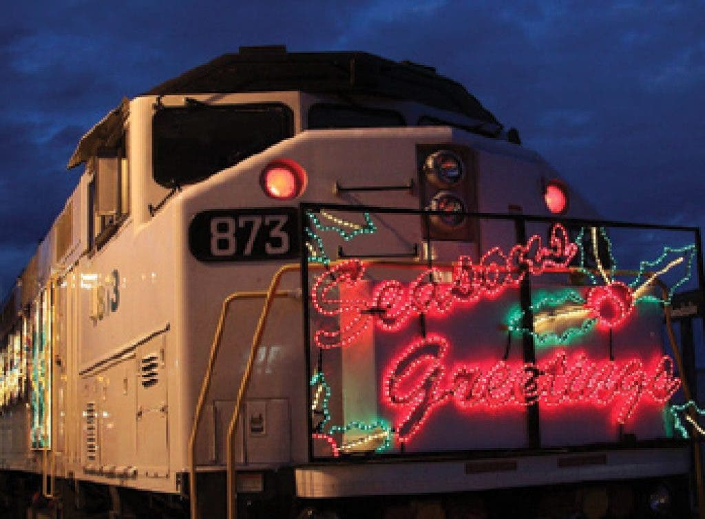 Metrolink Christmas Train 2020 Metrolink Holiday Toy Express Comes to Baldwin Park | Baldwin Park