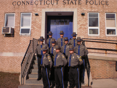 Meet Middlesex County's Newest State Police Troopers