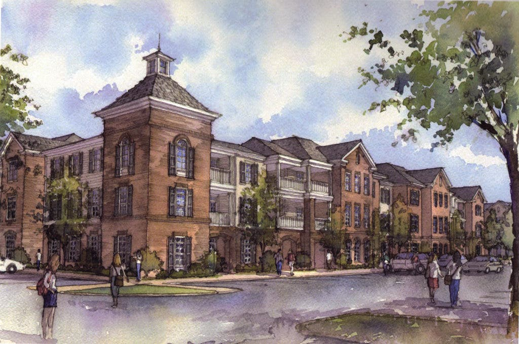 Clubhouse for Edwards Communities Apartments Gets OK ...