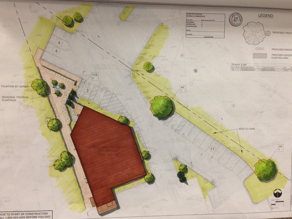 Saybrook Fish House Looks to Add Outdoor Seating | Canton ... on spear house plans, ice house on wheels plans, real hobbit house plans, ice fishing shack building plans, ice fishing house plans, portable ice house plans, fish house building supplies, hunting lodge building plans, fish cleaning building plans, ice house frame plans, ice house design plans, homemade ice house plans,