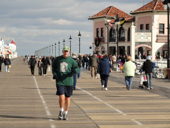 3dffcc9d0622 ... The Myth of Ocean City s Five-Mile Boardwalk- ...