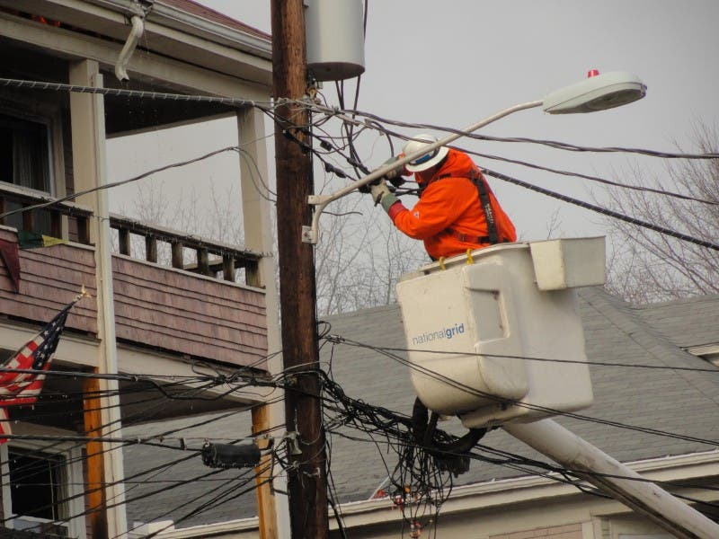Power Knocked Out to Hundreds of Melrose Homes During Sandy
