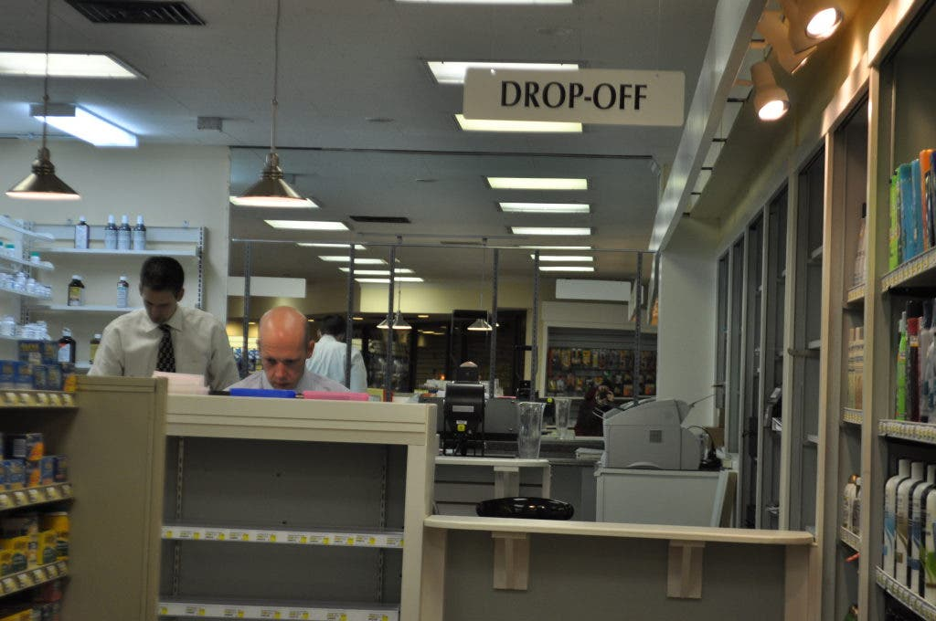 Winchester Pharmacy Opens at Former Drug Store Site [VIDEO