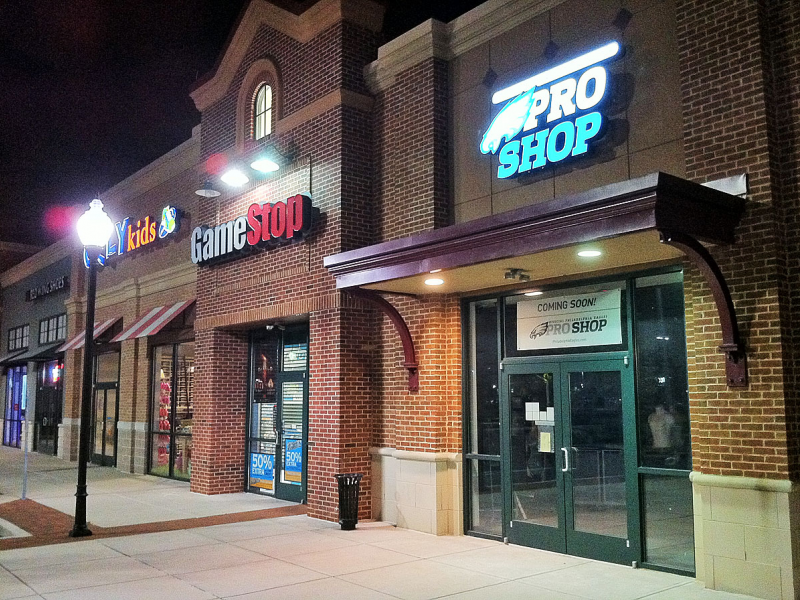 lowest price 75b57 2406f Eagles Pro Shop Set to Open in Cherry Hill | Cherry Hill, NJ ...