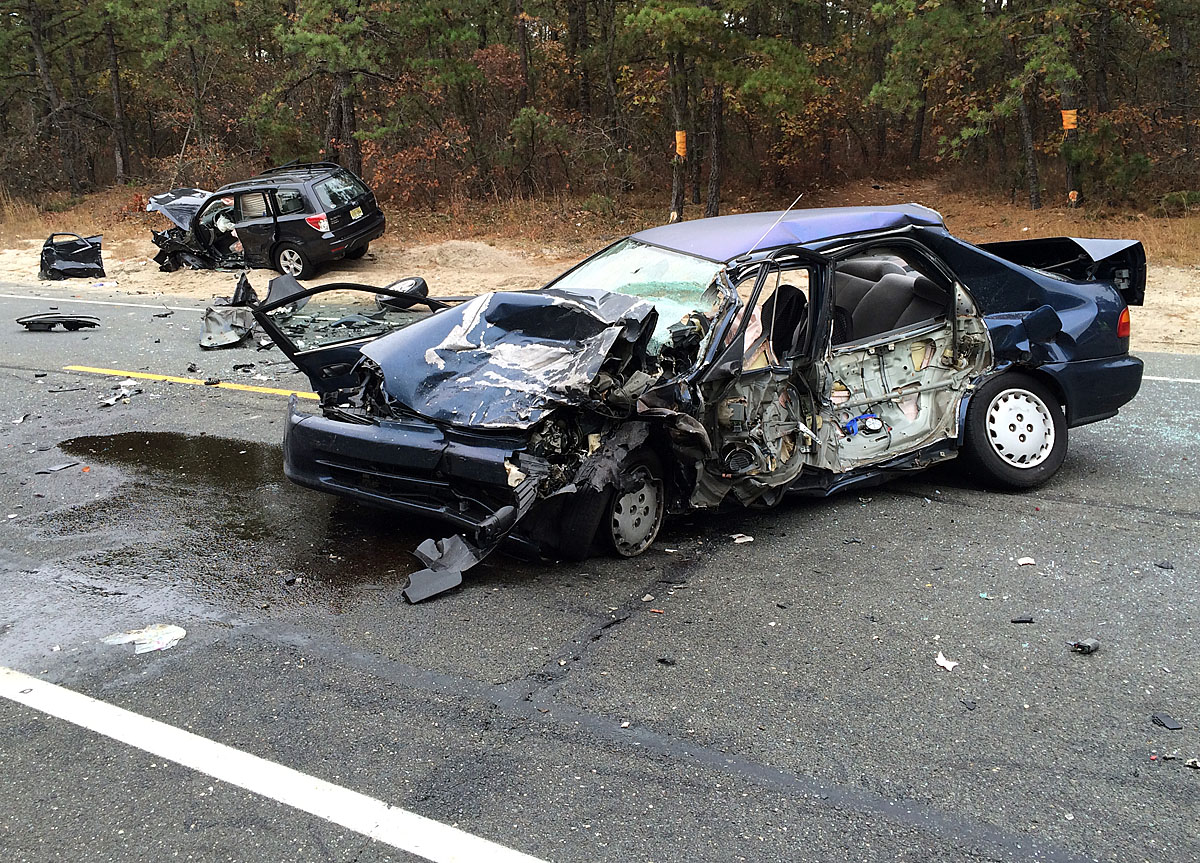 Driver in Route 70 Crash May Have Been on Phone, Police Say