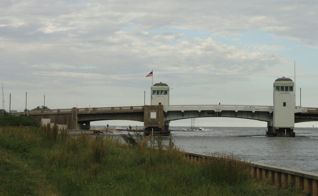 County To Close Ocean Ave Bridge Between Belmar And Avon