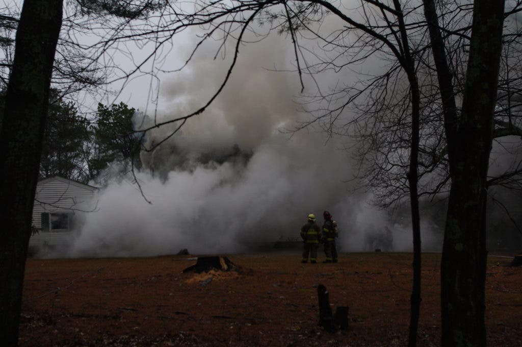 UPDATE: Two House Fire Victims Transported to Rhode Island