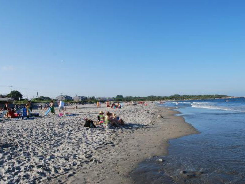 Scarborough State Beach Closed To Swimming Due High Bacteria Counts