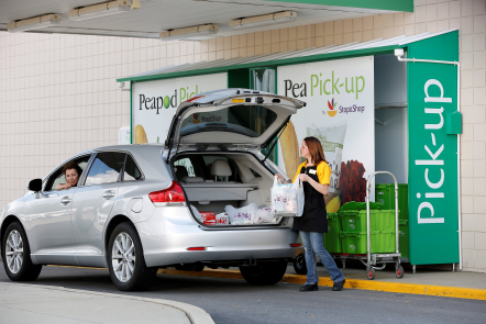 Narragansett Stop & Shop Launches Grocery Pick-Up Service