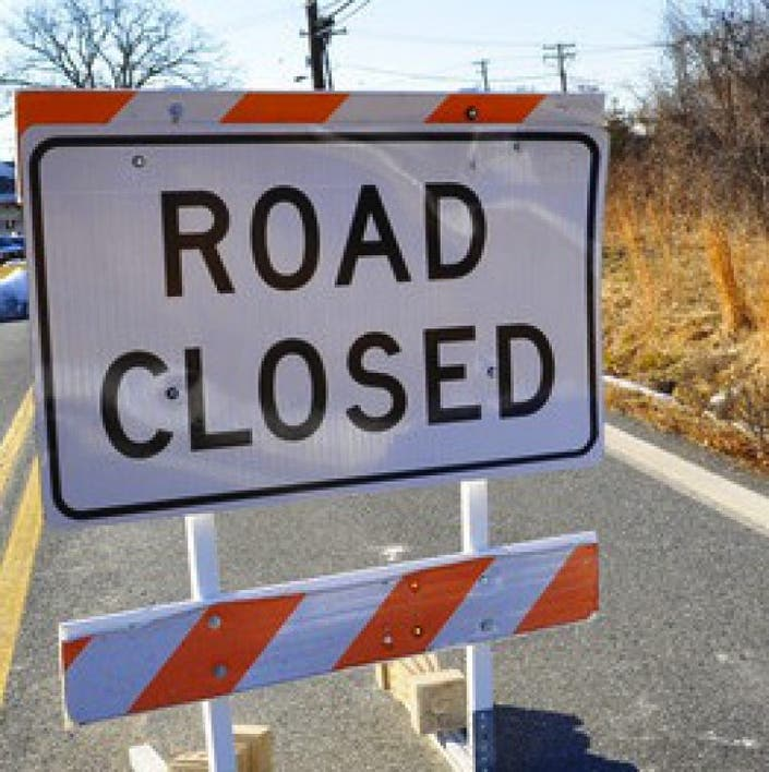 PennDOT Lists Road Closures in Delco | Marple Newtown, PA Patch