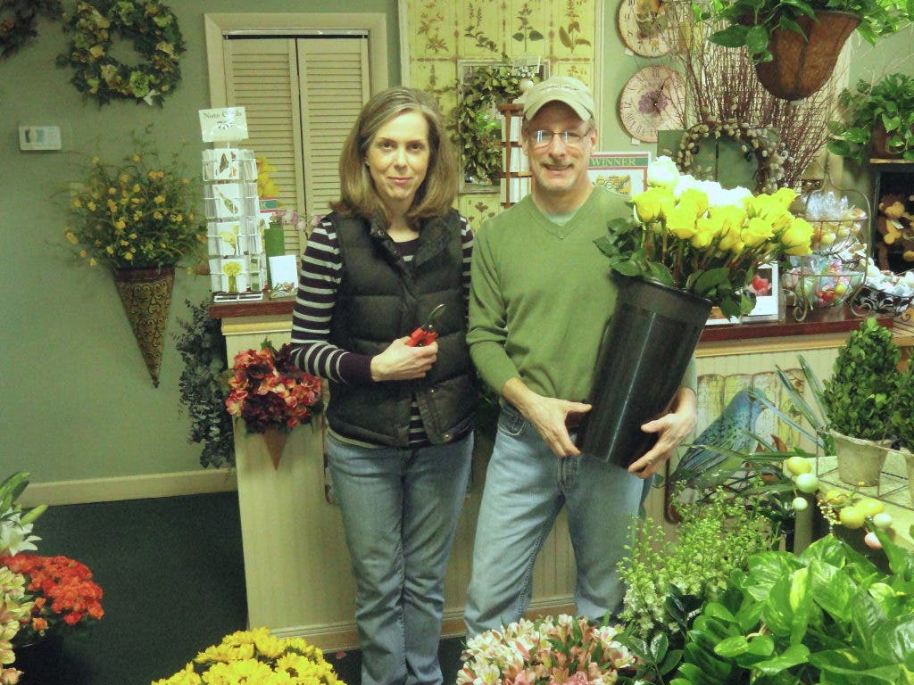 Meet The Owners Of Bryn Mawr Flower Shop Bryn Mawr Pa Patch