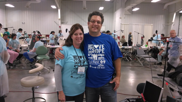 Annapolis Dentist Shares Experiences at Free Dental Clinic