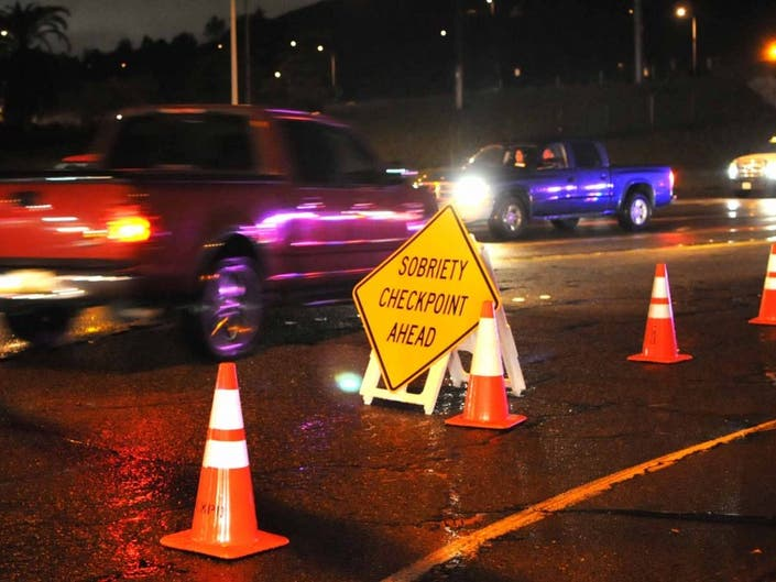 Heads Up, North Canton Drivers: DUI Checkpoint Nearby This