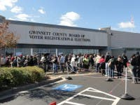 Early Voting by the Numbers in Lawrenceville, Gwinnett ...
