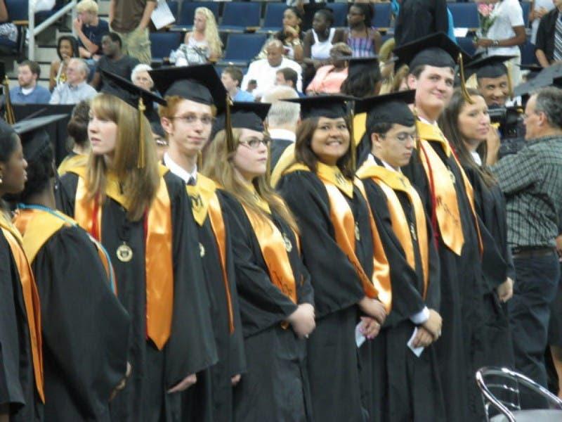 Graduation Schedule Set For Gwinnett County High Schools