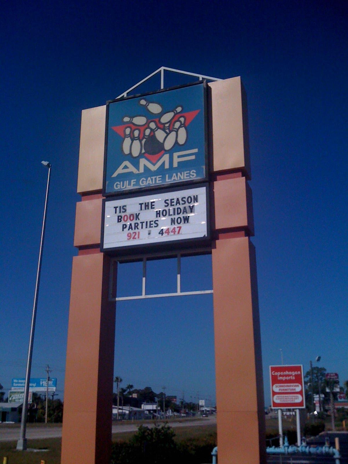 eb78d47f4 The Main Event: Xtreme Bowling at AMF Gulf Gate Lanes   Sarasota, FL ...