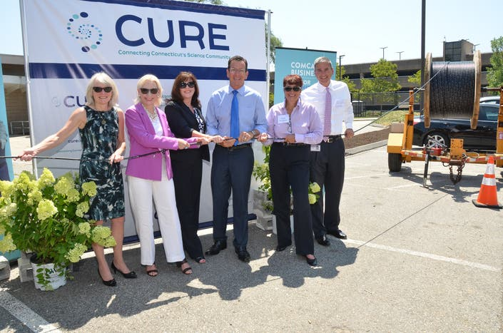 CURE Bioscience Incubator Selects Comcast Business as