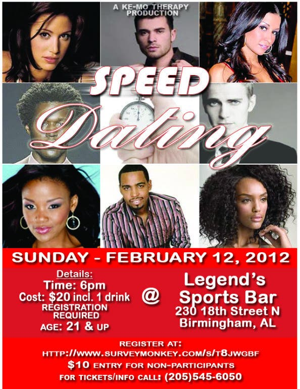 Speed Dating i Birmingham Alabama