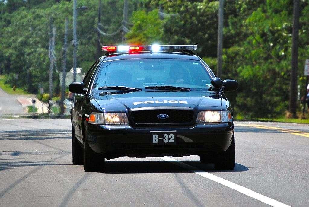 Incident Reports: Stolen Motorcycle Dumped in Woods | Southampton