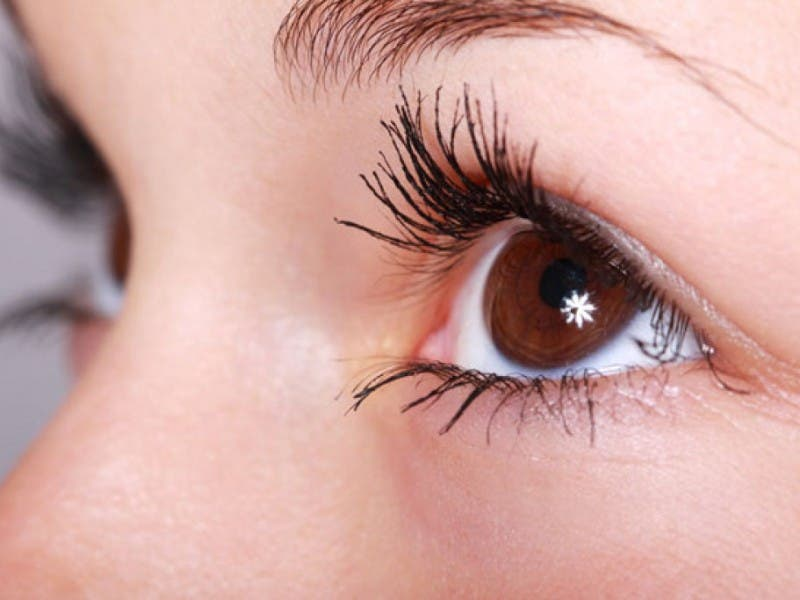 The Brunette Lucy Attempts Luscious Lashes Lower Southampton Pa Patch