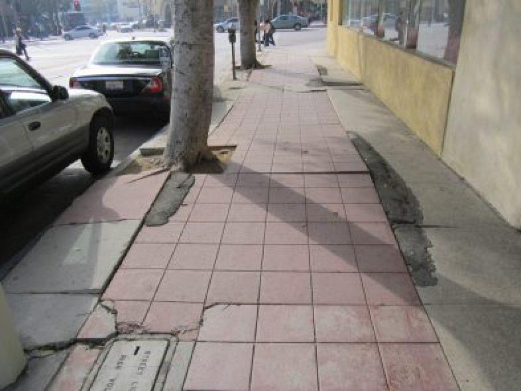 Council Approves Sidewalk Repair Plan
