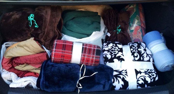 Echo Lake Ca >> Charity Collecting Blankets for the Homeless in North ...