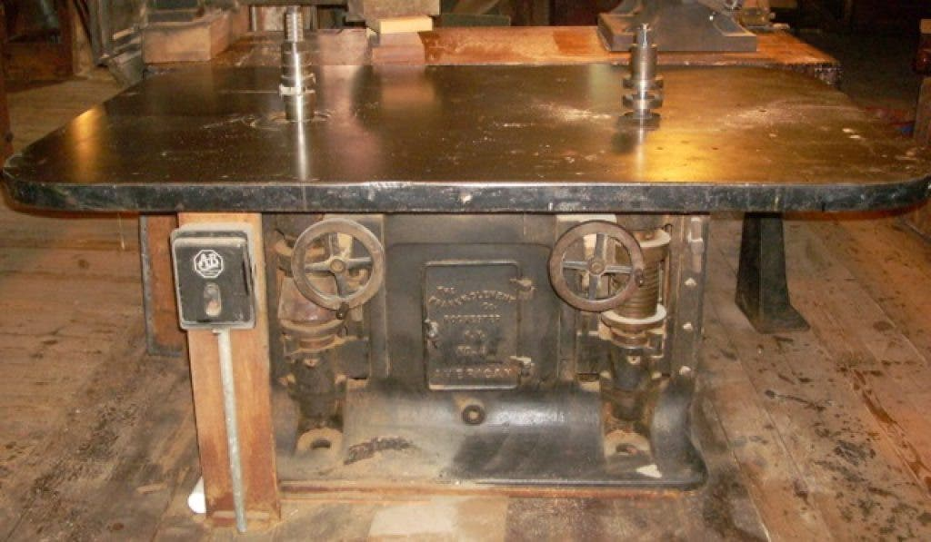 Machinery Talk and Shaker Workshops Summer Sale at the Old
