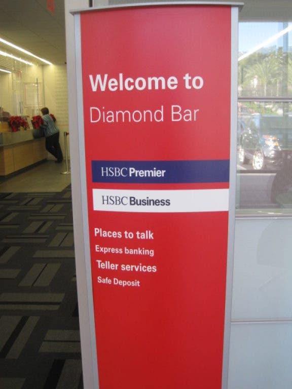 HSBC Branch Brings the World to Diamond Bar | Diamond Bar