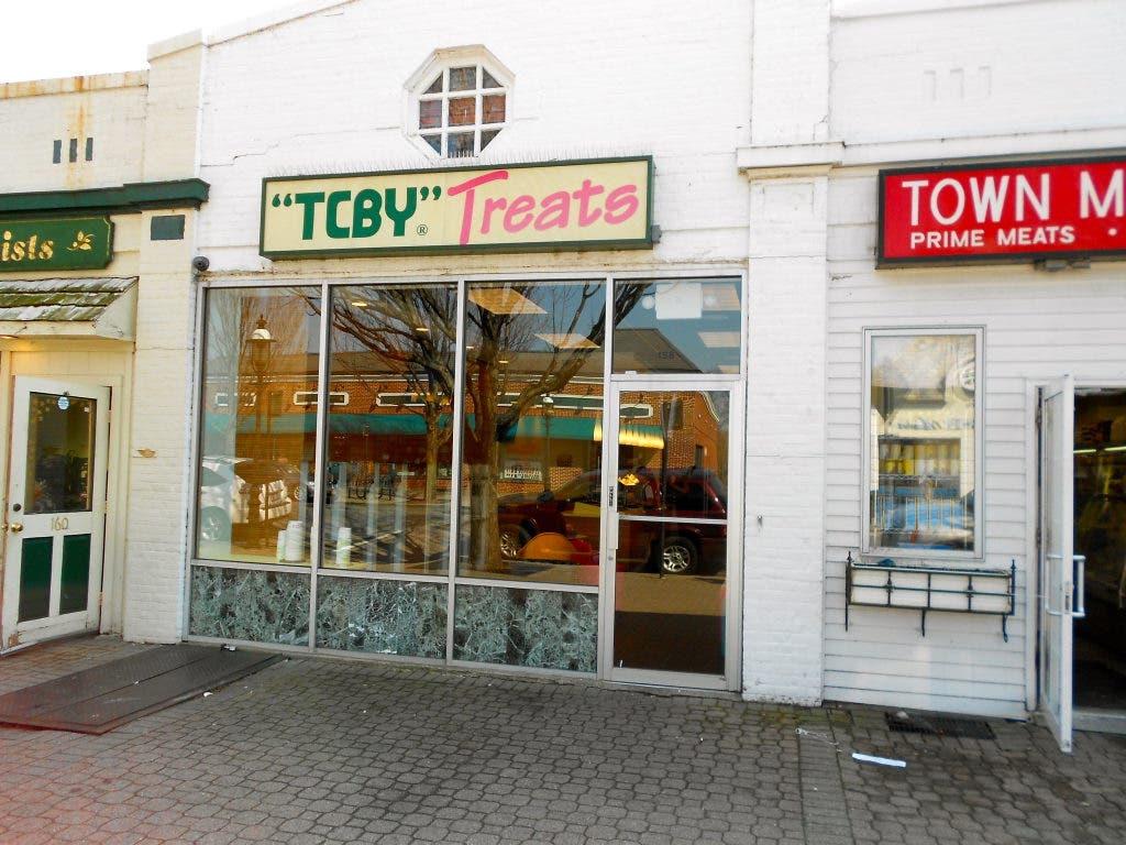 Tcby Garden City