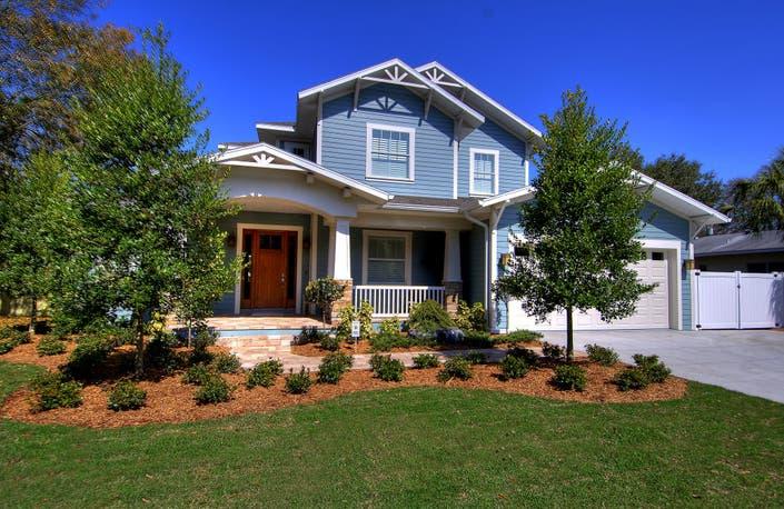 Landscaping Design For Tampa Bay Homes