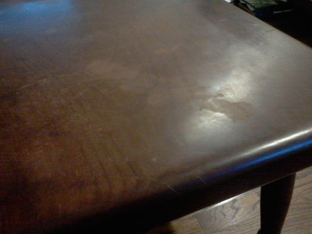 Tricks for Restoring Wood Furniture, No Sanding Required | Johns