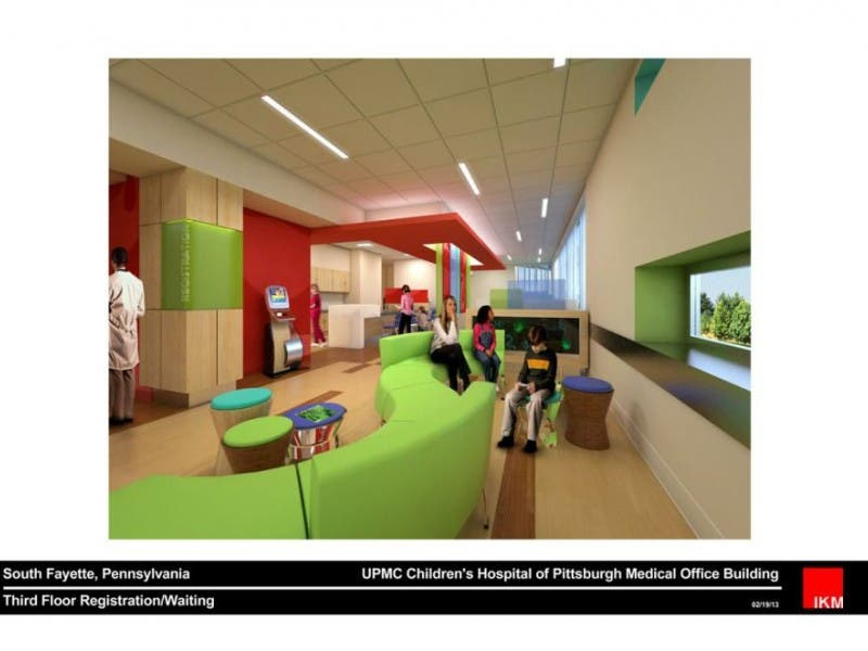 Children S Hospital Of Pittsburgh Of Upmc Opening New South Hills