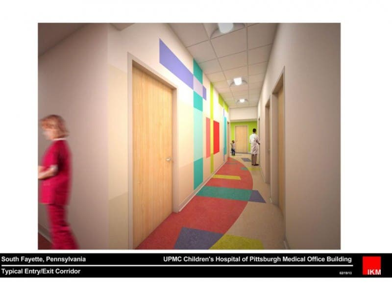 Children S Hospital Of Pittsburgh Of Upmc Opening New Location In