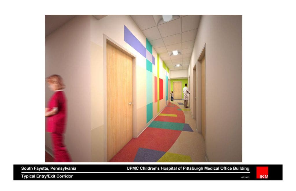 Children's Hospital of Pittsburgh of UPMC Opening New