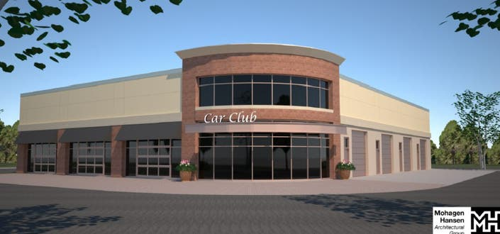 Developer Investing 4 3 Million Into Eagan Car Club