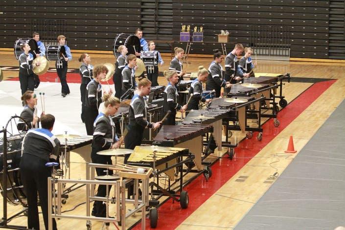 Eagan High School Drumline Hosting Winter Percussion