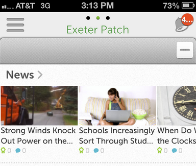 Download the Patch App for Android, iPhone! | Exeter, NH Patch