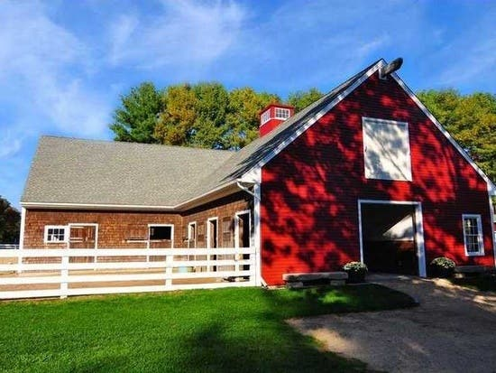 5 R I Homes For Sale With A Barn Portsmouth Ri Patch