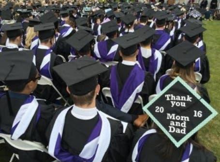 Stonehill College Graduation 632 Earn Degrees Easton