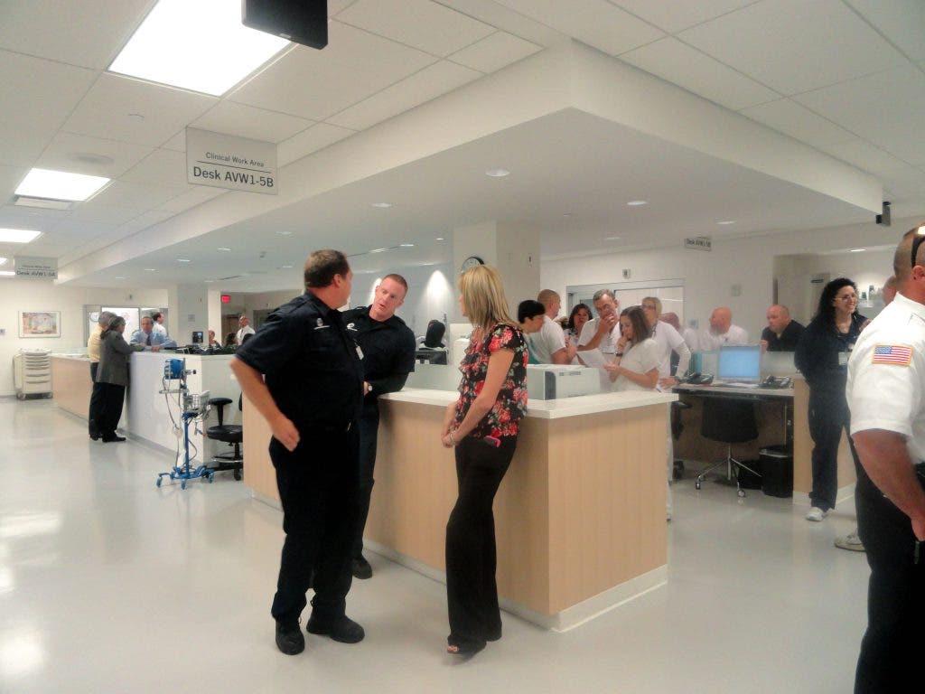 New Cleveland Clinic ER Hosts Mock Training Day   Avon-Avon