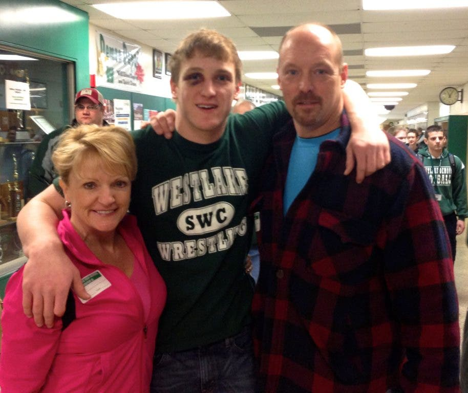 Logan Paul Heads To States With A Sendoff And A Shiner