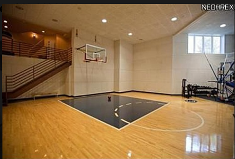 Nba S Calvin Booth S Avon Lake Mansion For Sale Includes Indoor Basketball Court Avon Avon Lake Oh Patch