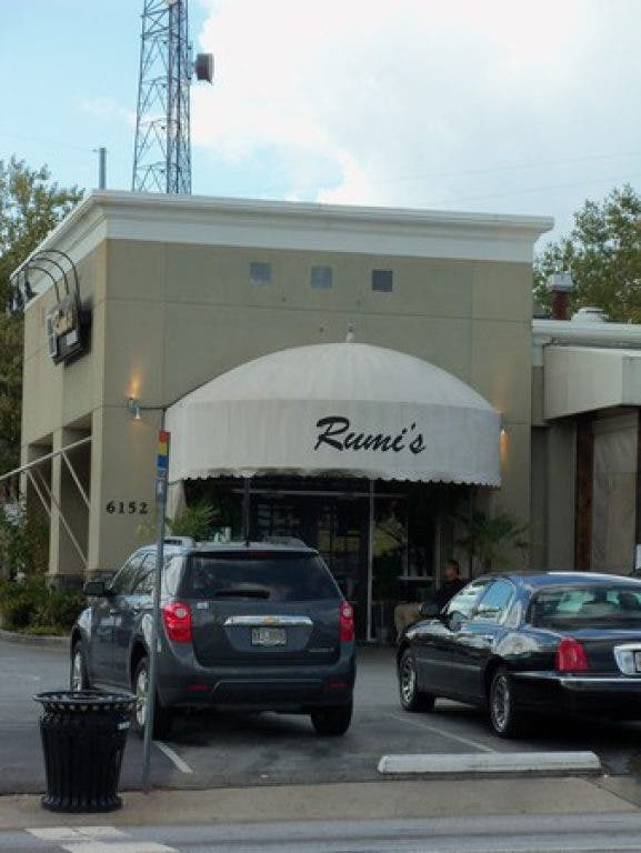 Rumi S Kitchen Scores Well On Health Inspection Sandy