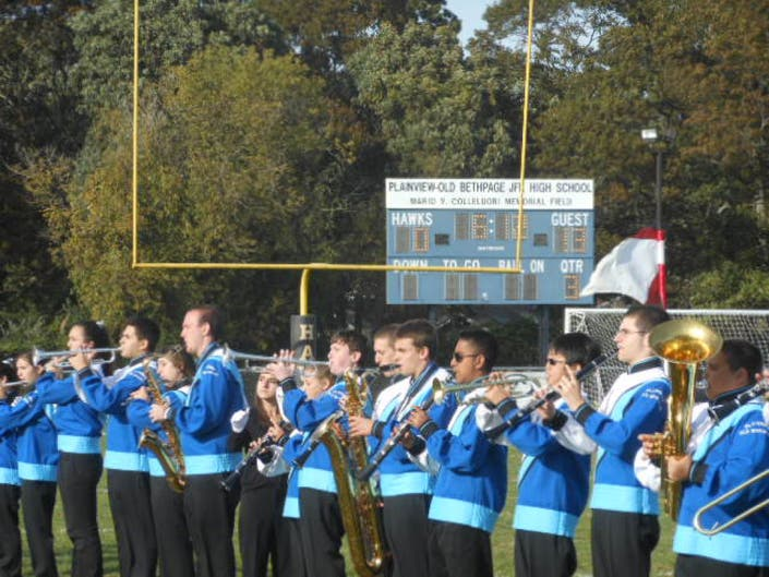 Plainview High School's Band Is Now a Victim of Theft |Plainview Band